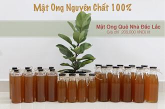 Mua mật ong nguyên chất tại Sài Gòn ở đâu ?